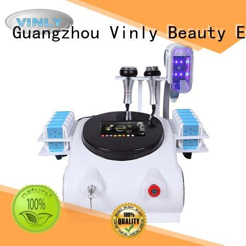 Vinly Brand handle slimming machines suppliers cryo two