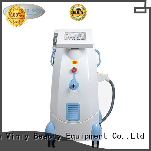 beauty machine opt Vinly ipl light hair removal