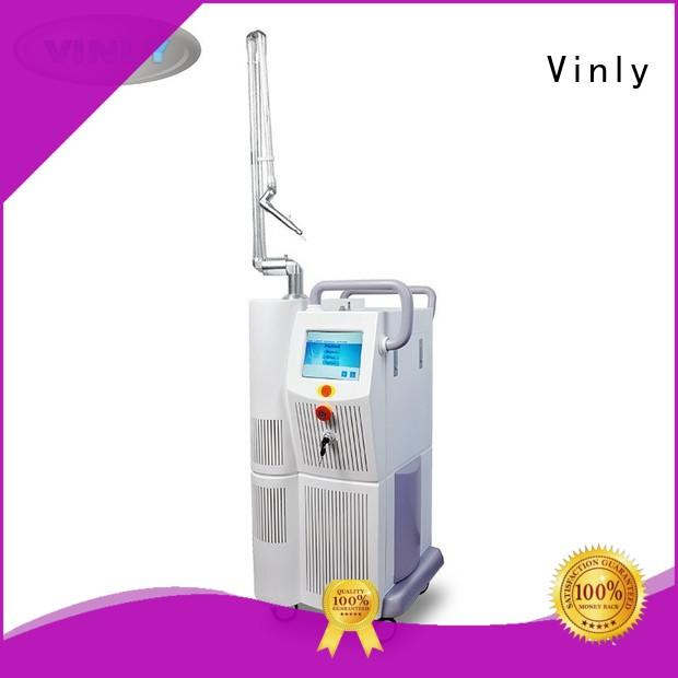laser resurfacing machine for wrinkle remove Vinly