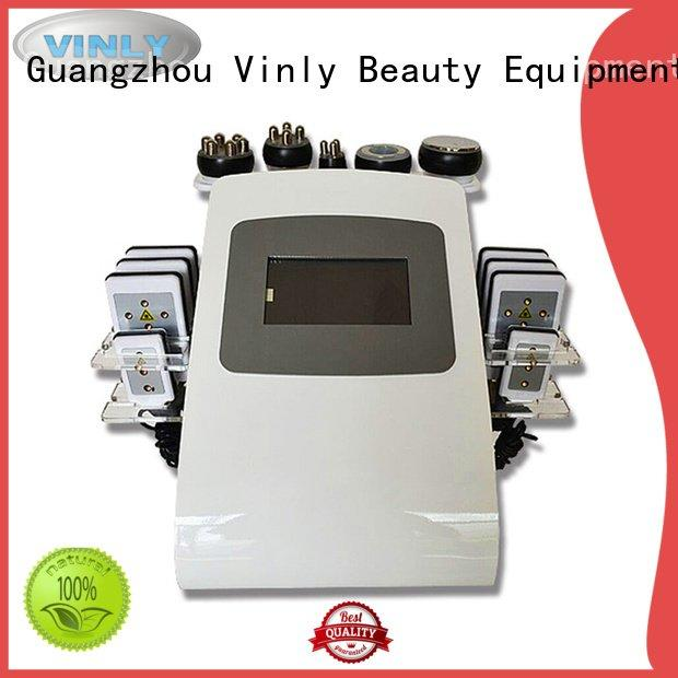 OEM cavitation rf vacuum machine rf lipo fat cavitation machine