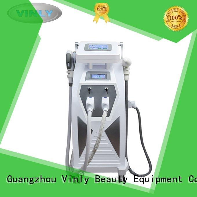Vinly yag laser tattoo removal machine tattoo