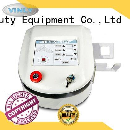 rf skin tightening machine for home thermage skin face lifting device