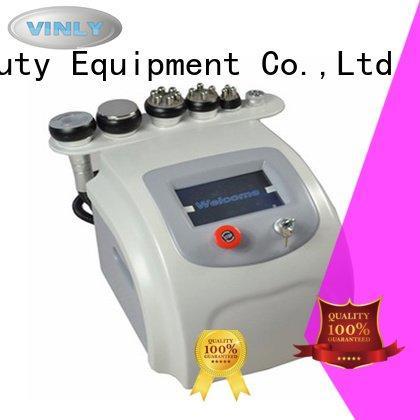 Vinly Brand beauty vl5562 slimming cavitation rf vacuum machine