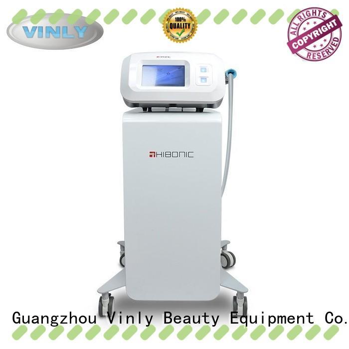 safe hifu skin tightening machine manufacturer for body slimming Vinly