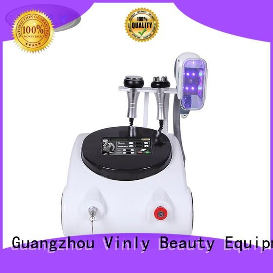 Custom handle portable laser cryolipolysis Vinly