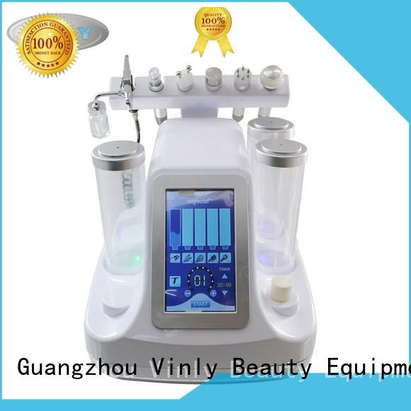 hydra machine dermabrasion at home facial Vinly company