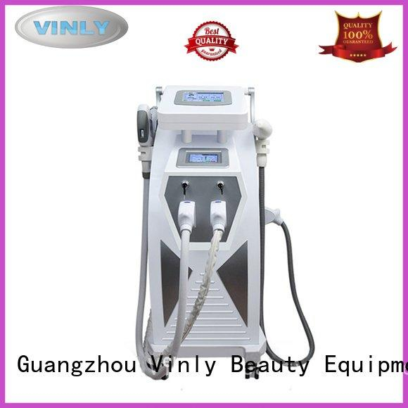 Vinly Brand multifunctional beauty hair ipl light hair removal