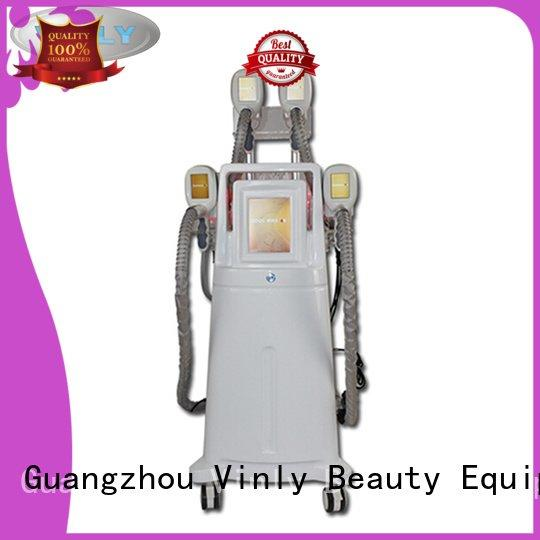 slimming machines suppliers handle cryo portable laser Vinly Brand