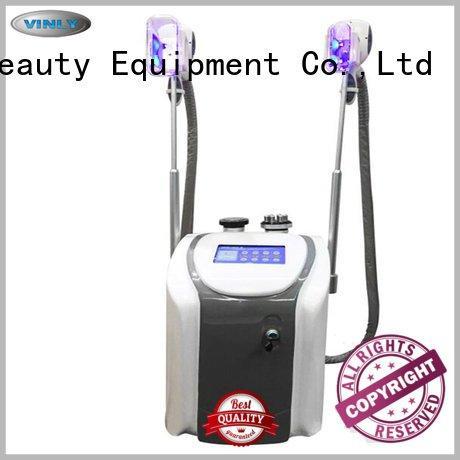 Vinly cryo portable laser handle machine