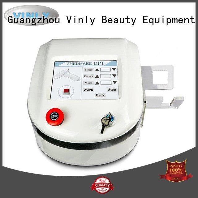 rf skin tightening machine for home lifting machine face lifting device
