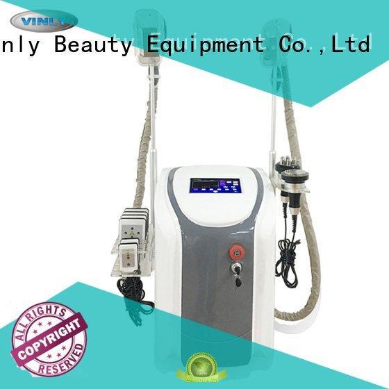 Custom cryo portable laser handle slimming machines suppliers