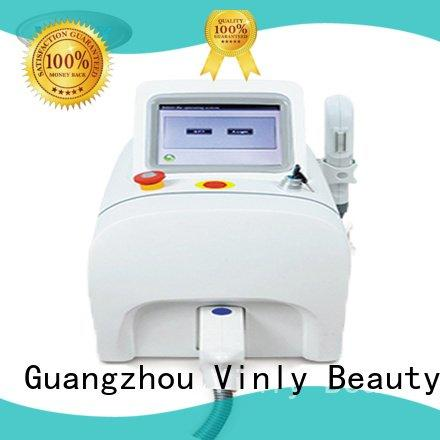 Quality ipl light hair removal Vinly Brand machine laser tattoo removal