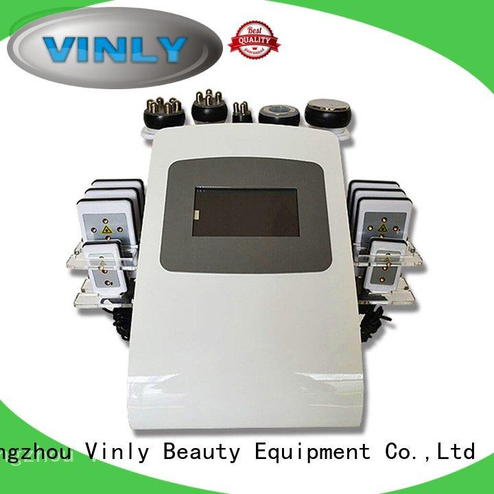 vl5562 laser cavitation Vinly cavitation rf vacuum machine