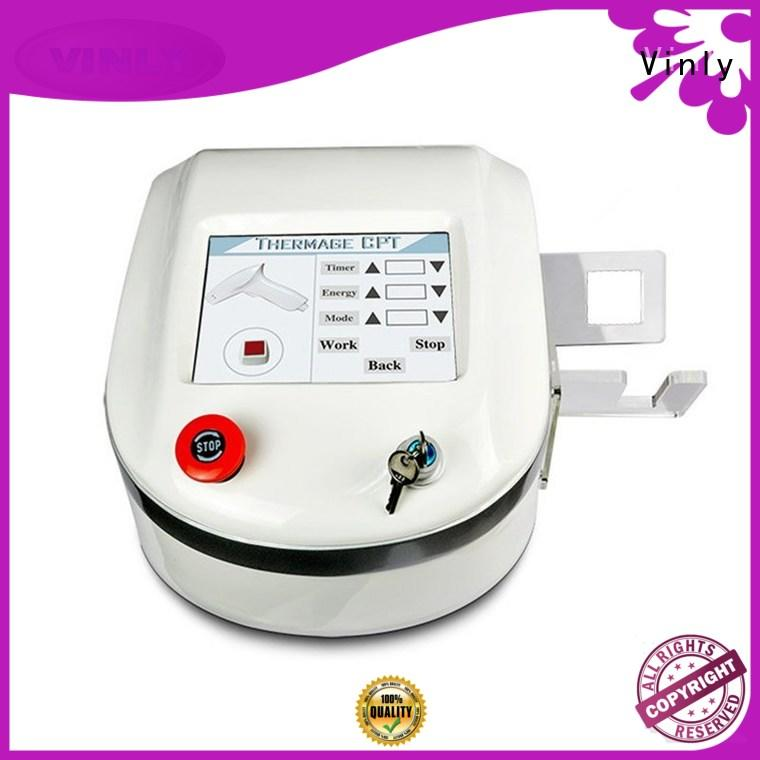 no side effects face lifting device high energy for skin tightening Vinly