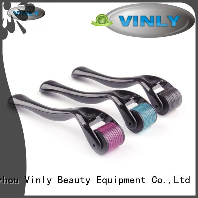 Hot system derma roller without needles roller Vinly Brand