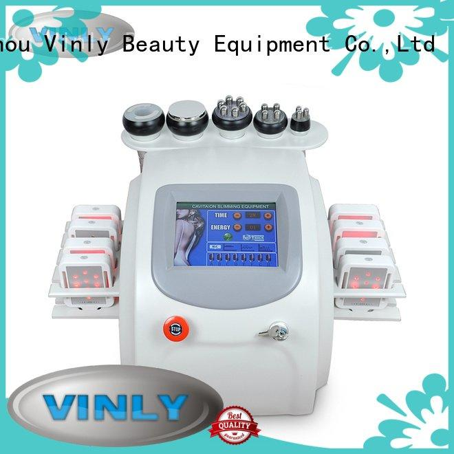 beauty fat cavitation machine rf machine