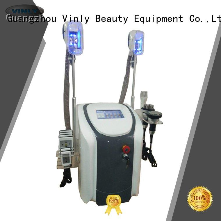 Quality slimming machines suppliers Vinly Brand machine portable laser