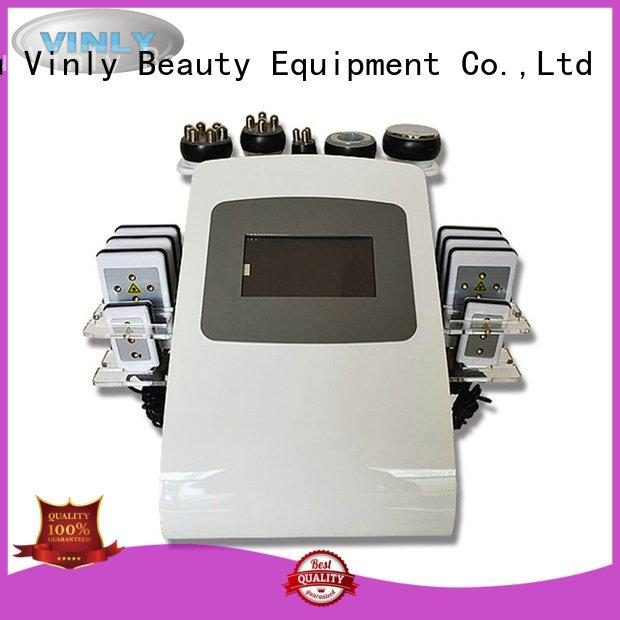 Vinly fat cavitation machine machine vacuum laser