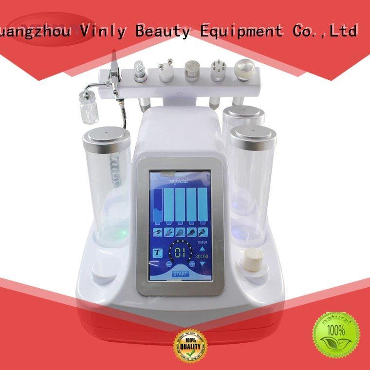 dermabrasion hydra machine peel Vinly dermabrasion at home