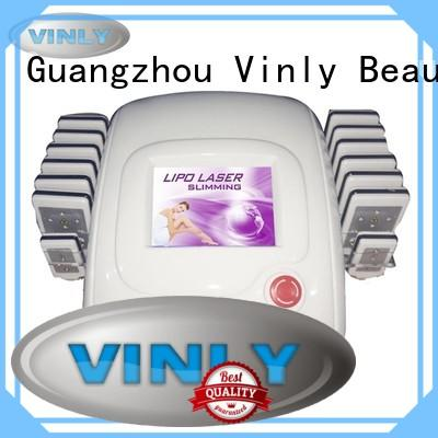 machine Custom pads diode lipo laser slimming Vinly