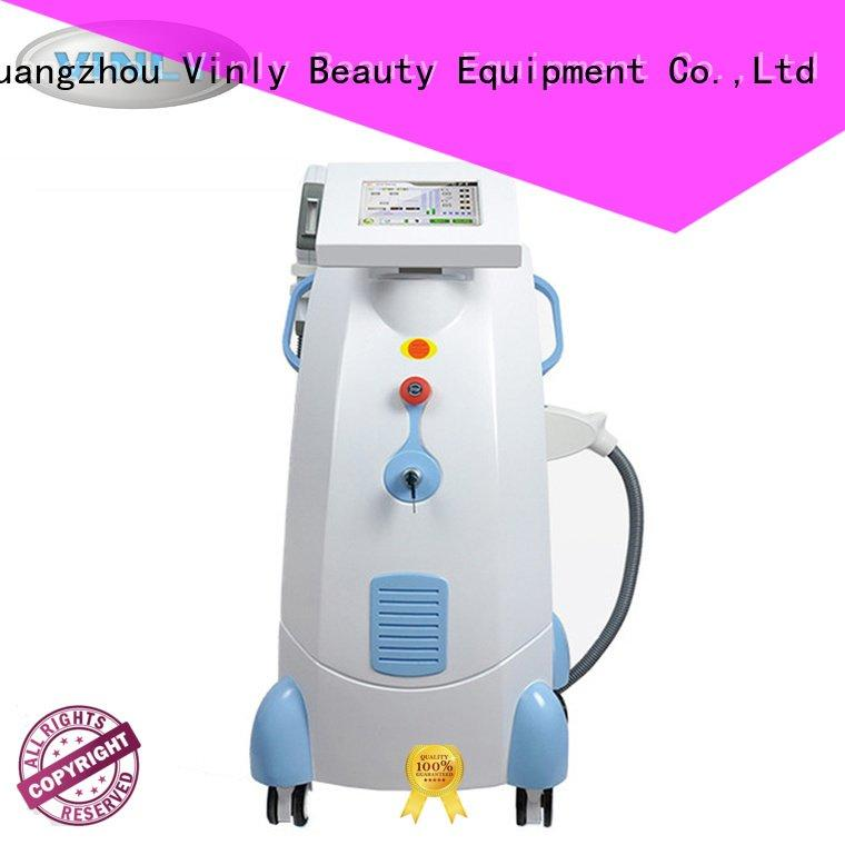 Vinly Brand opt professional yag laser tattoo removal nd
