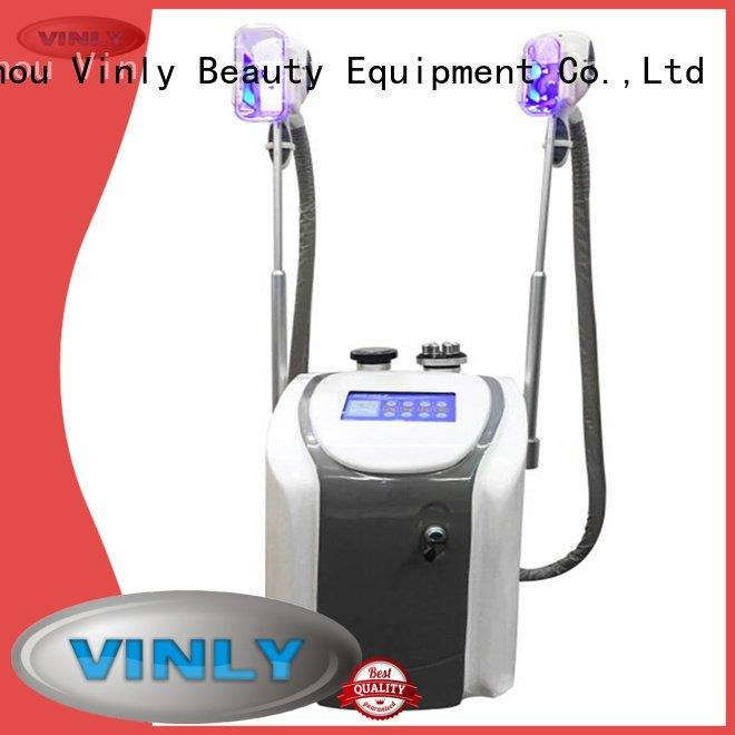 Vinly cryolipolysis portable two slimming machines suppliers slimming