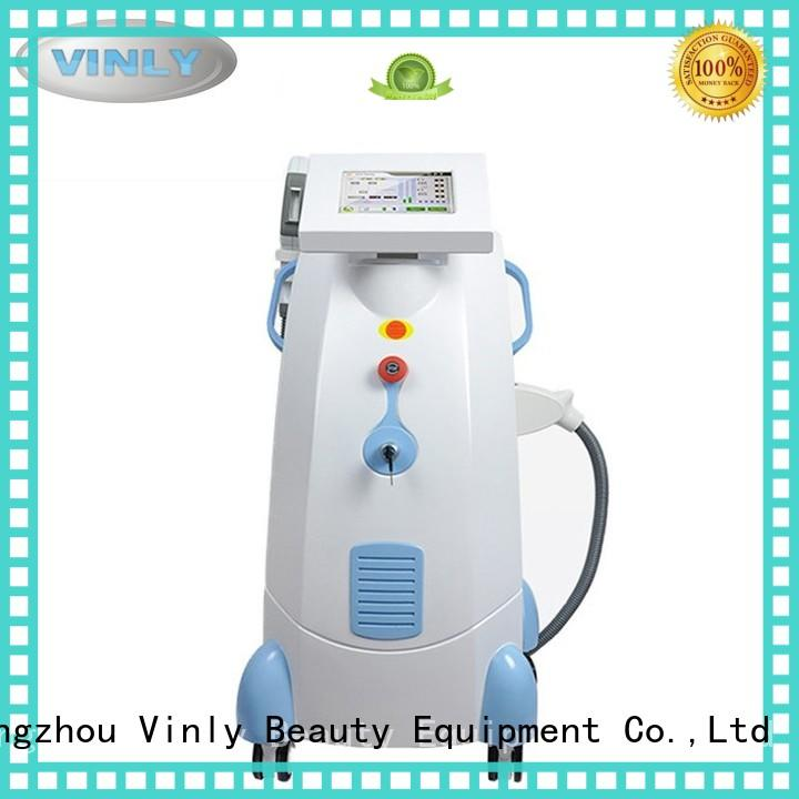 Vinly IPL Laser Hair Removal Machine manufacturer for body
